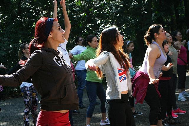Zumba Fitness Parque Lina e Paulo Raia dia 06-09-2014 Fit_15168036990_m