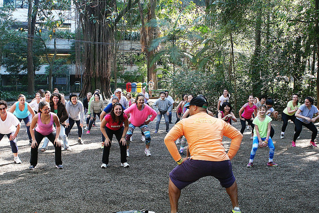 Zumba Fitness Parque Lina e Paulo Raia dia 06-09-2014 Fit_15168170978_m