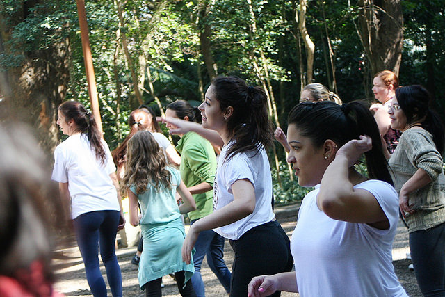 Zumba Fitness Parque Lina e Paulo Raia dia 06-09-2014 Fit_15331693516_m