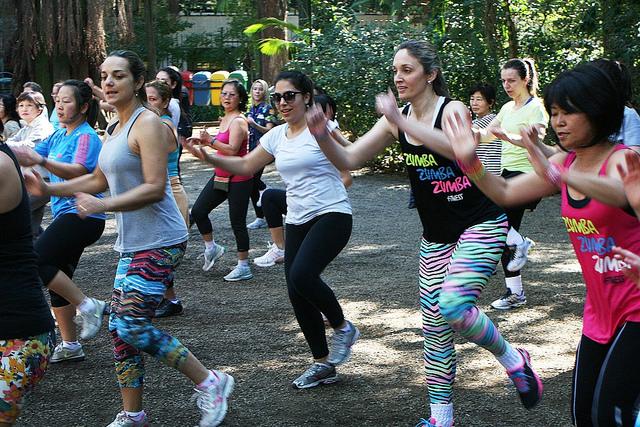 Zumba Fitness Parque Lina e Paulo Raia dia 06-09-2014 Fit_15331696586_m