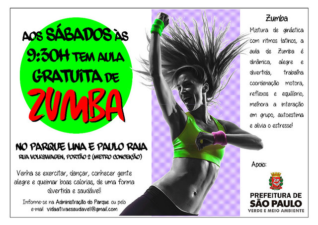 Zumba Fitness Parque Lina e Paulo Raia dia 06-09-2014 Fit_15331730336_m