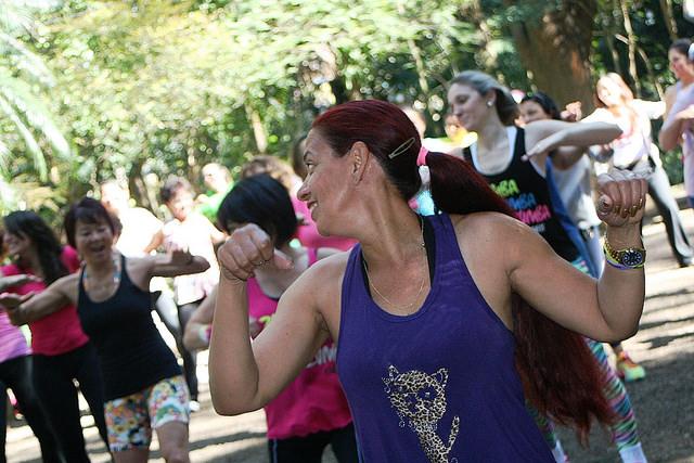 Zumba Fitness Parque Lina e Paulo Raia dia 06-09-2014 Fit_15354416032_m