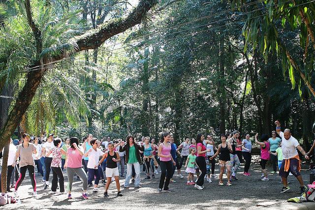 Zumba Fitness Parque Lina e Paulo Raia dia 06-09-2014 Fit_15354731695_m