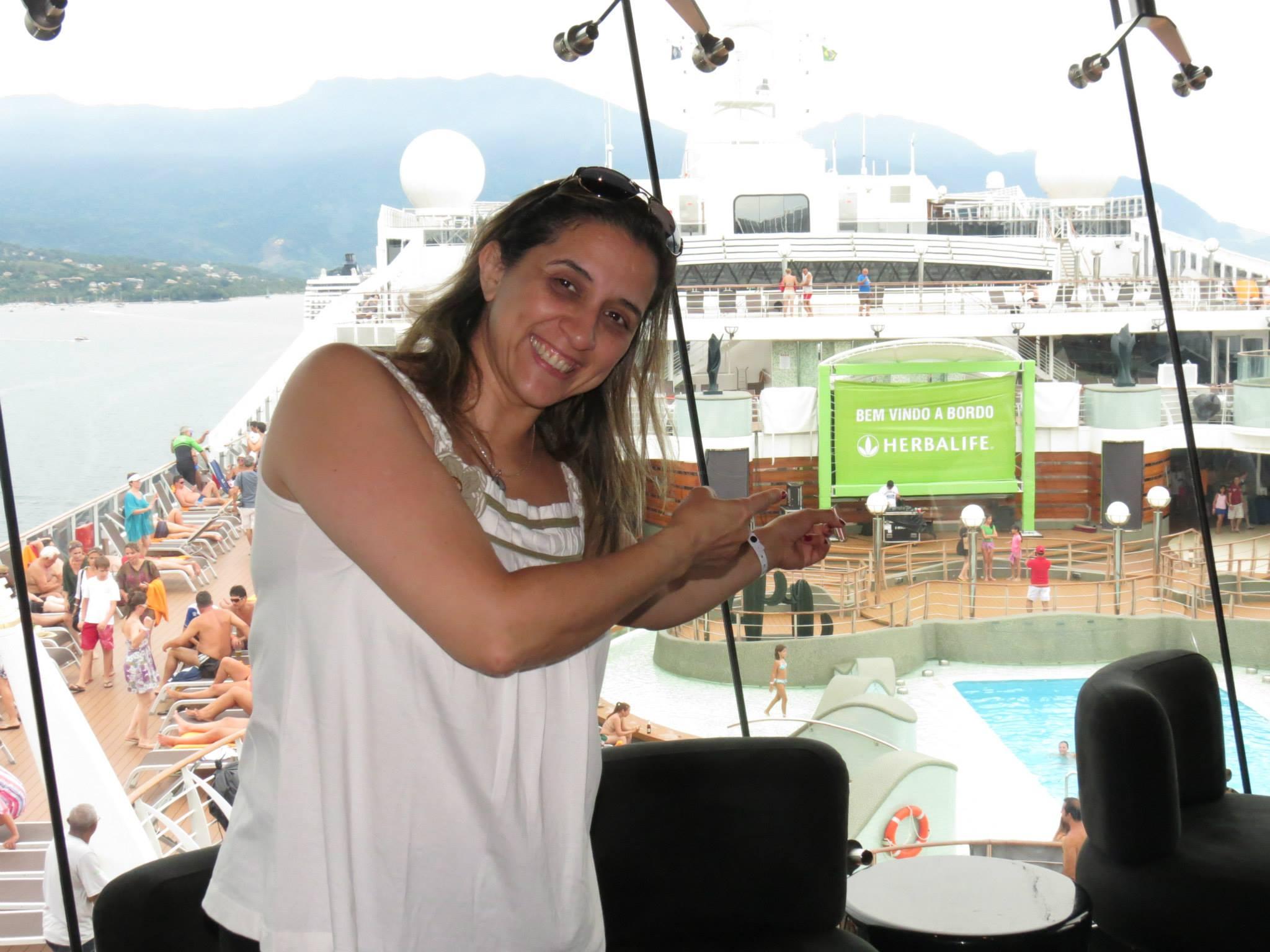 Herbalife reconhecimento premio viagem incentivo 01
