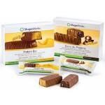barras de proteina Herbalife Brownie e Citrus
