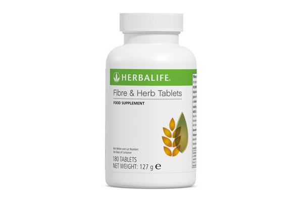 fibre-&-herb-tablets