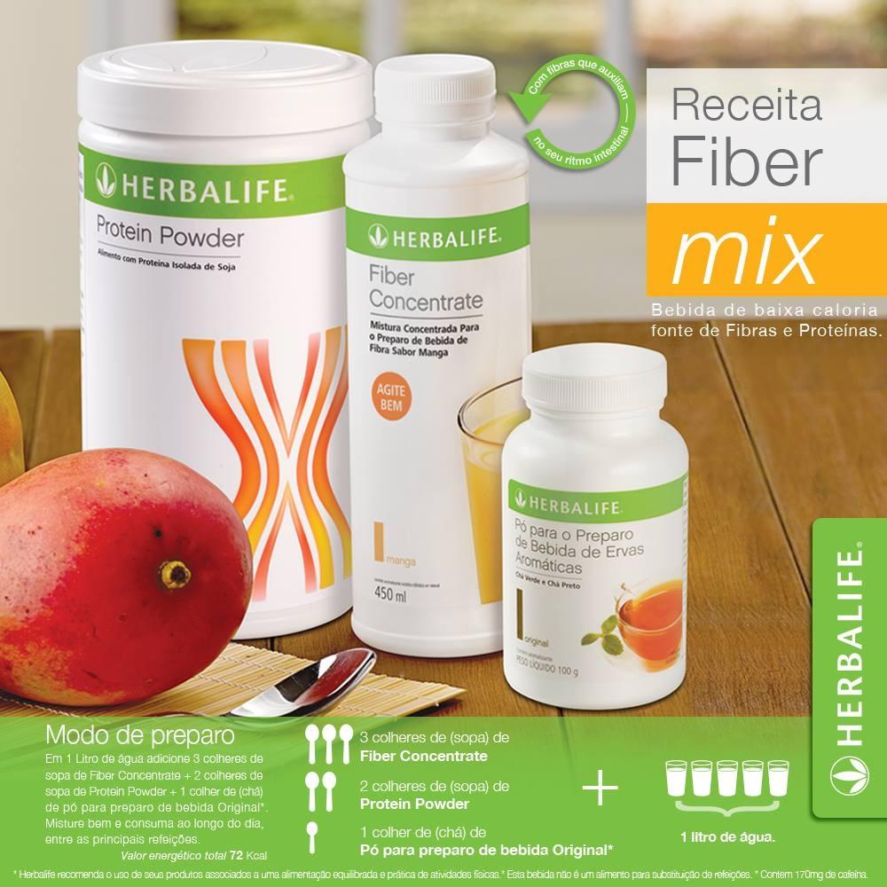 fiber mix herbalife