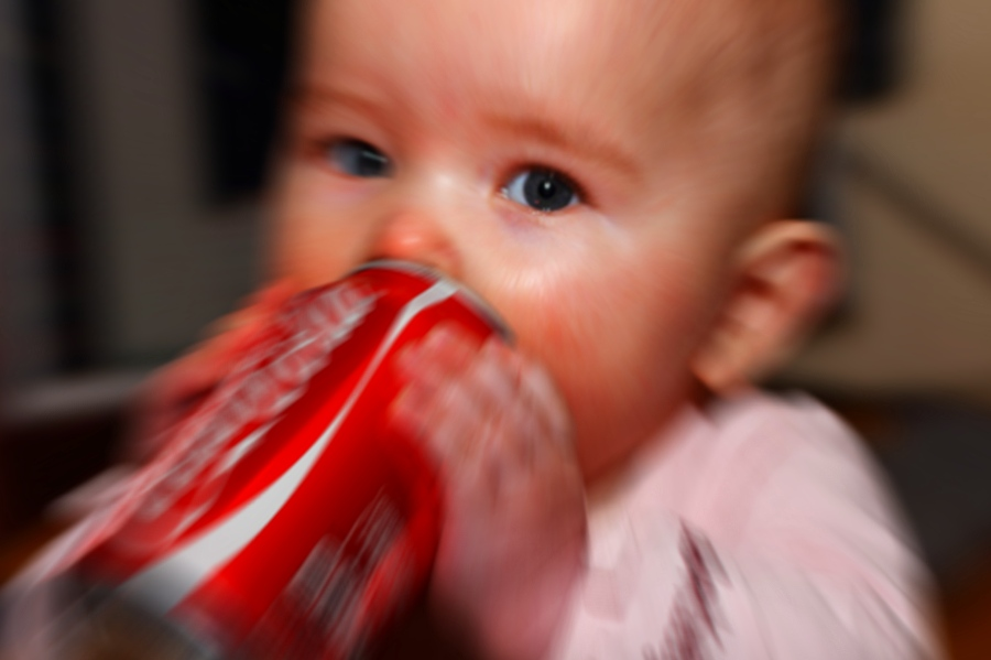 Tres em cada dez bebes com menos de 2 anos tomam refrigerante foco em vida saudavel silvana consultora herbalife