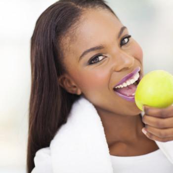 Consuma frutas e legumes para ser feliz