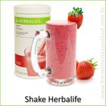 shake herbalife foco em vida saudavel