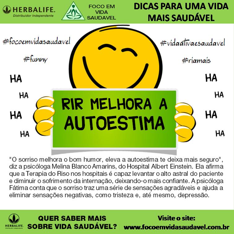 Rir melhora a autoestima - focoemvidasaudavel.com.br