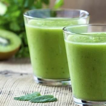 Receita de Suco Verde para combater o Estresse na mesma hora